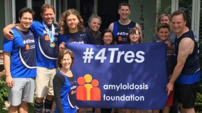 Success for the 4Tres Amyloidosis Team